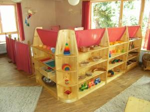 Einrichtung Kindergarten